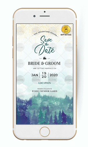 Destination Wedding Ecard